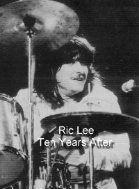 Ric Lee, Ten Years After